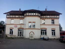 Altshausen station