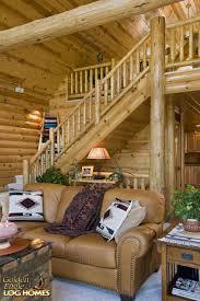 Interior Of Log Homes Golden Eagle Log Homes Log Home Cabin Pictures Photos Custom