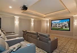 Media Rooms - photos of luxury home media rooms and home theaters by heritage