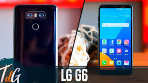 lg g6 review in spanish youtube