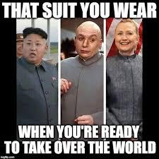 Suit Meme - dr evillary imgflip