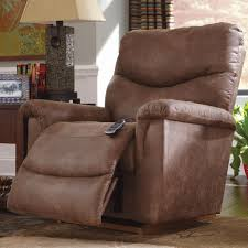 Lazy Boy Leather Sofa Faux Leather Casual Power Recline Xr Reclina Rocker Recliner By