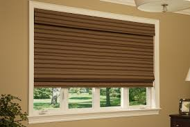 Blinds And Shades Ideas Decor Appealing Gorgeous Brown Wood Shades Lowes With Lowes
