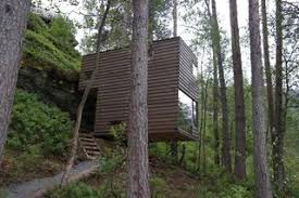 homes built into hillside 11 hillside homes that feature a balancing act with nature dwell