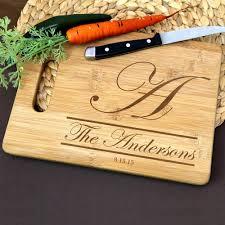 personalized cutting board personalized cutting board walmart