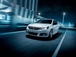 peugeot 308 new car showroom hatchback test drive today