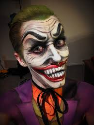 joker face makeup the joker heath ledger dark knight version