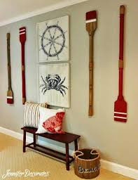 Oar Decor by 70 Relaxing Beach House Decor Ideas Ideas And Inspiration For