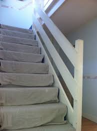 Banister Repair Before U0026 After Gallery Staircase Replacements Wirral Keving
