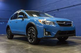 blue subaru crosstrek 2016 subaru xv crosstrek limited awd northwest motorsport