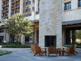 Fireplace San Antonio by View From Patio At Cibolo Restaurant Picture Of Jw Marriott San