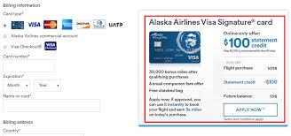 Alaska travel visas images Alaska airlines 30 000 miles 100 statement credit free png