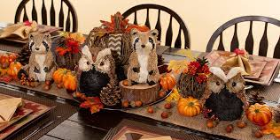 fall table centerpieces 213008 thanksgiving decorations party city decoration ideas for