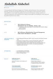 Sample Resume Of Financial Analyst by Finance Resume Samples Visualcv Resume Samples Database