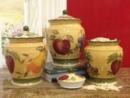 canister sets ceramic foter