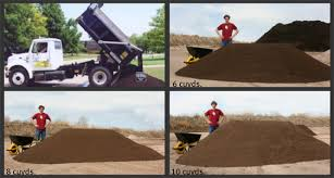 How Many Cubic Yards Are In A Ton Of Gravel We Offer A Variety Of Bulk Topsoil And Soil Blend Loads