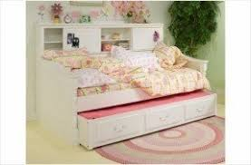 trundle bed with bookcase foter