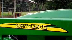 john deere radio install youtube