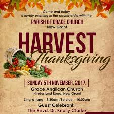 grace church new grant harvest thanksgiving 2017 the anglican