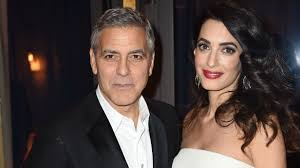 amal and george clooney are housing a yazidi refugee and giving