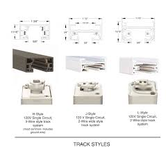 old track lighting fixtures are track lighting systems standardized universal home