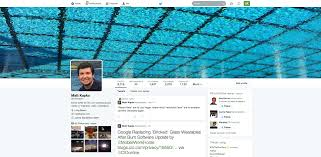 layout of twitter page how to make the most of your new twitter profile cio
