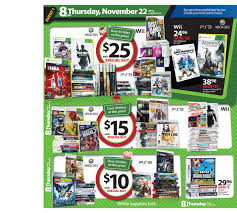 walmart black friday 2012 ad scan deals