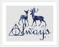 bogo free harry potter cross stitch pattern mini pixel