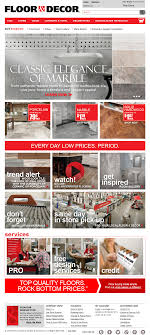 floor and decor website floor and decor competitors revenue and employees company