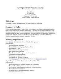 Icu Nurse Job Description Resume by Cna Job Duties Cna Record Keeping Certified Nursing Assistant