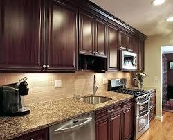 kitchen backsplash pictures ideas cool backsplash ideas for kitchens with light cabinets kitchen for