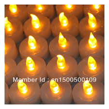 led tea lights battery life 100pcs lot battery operated amber led tealight candles flameless
