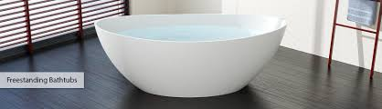freestanding bathtubs out of stone resin