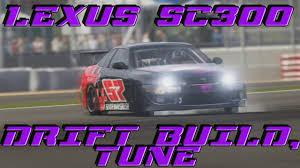 lexus bolton twitter forza 6 lexus sc300 drift tune and build tutorial tandem