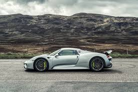 new porsche 918 spyder porsche 918 spyder reimagined with a 2018 facelift automobile