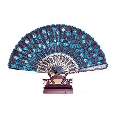 held fans bulk hljgift folding held fans bulk for women pack of 10 mixed