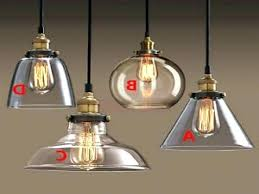 Replacement Glass Shades For Pendant Lights Replacement Glass Shade For Pendant Light S S Replacement Clear