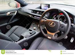 lexus ct200h thailand lexus ct200h f sport interior on may 20 2014 in hong kong