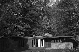 frank lloyd wright in massachusetts his one work in the