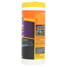 Home Products To Clean Car Interior Armor All Cleaning Wipes Canister 25 Count Walmart Com