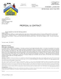 roofing contract texas by aaa46674 sample roofing contract