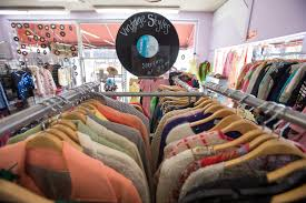 used clothing stores sell used clothes and accessories for or credit thrift