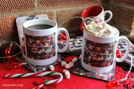 diy christmas coasters u0026 festive party game