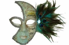 mardi gras masks for women classic vintage venetian phantom half mask design laser cut