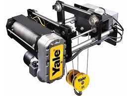 yale global king electric wire hoist hoosier crane service