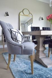 Transitional Dining Room Ideas 2017 Grasscloth Wallpaper Dining Room Reveal Part 2 Zdesign At Home