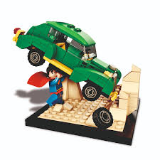 superman monster truck videos lego superman action comics 1 sdcc exclusive set revealed