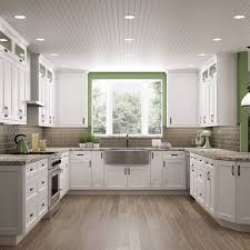 White Kitchen Cabinet Styles by Contemporary White Kitchen Cabinet Ideas 37 Homadein