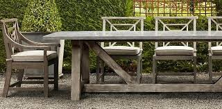 concrete patio dining table concrete outdoor dining table internationalfranchise info