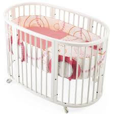 Stokke Bedding Set Stokke Sleepi Crib Bedding Set Circle Pink Crib Portable
